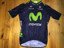 MOVISTAR Endura Pro team Jersey Maillot cyclisme velo team MOVISTAR VALVERDE