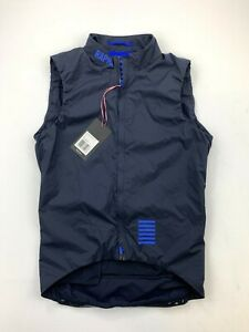Rapha Pro Team Insulated Gilet Men's Medium Navy New