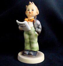 """Soloist"" Goebel Hummel Figurine #135 Boy Singing (Ce) #5 1972"