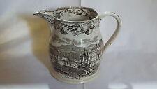 Crimea Sebastopol & Constantinople vintage Victorian antique commemora jug