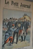 Le Petit Journal Supplémént illustré / 2 octobre 1898 / Duc de Connaught