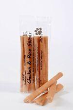 Burns 100% Natural Chicken & Rice Dog Chew Sticks 5 x packs