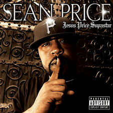 "SEAN PRICE "" JESUS PRICE SUPASTAR "" SEALED U.S. LP HIP HOP RAP"