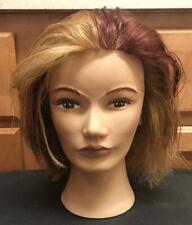 Pivot Point MannequIn Head MMSSCDLL ERIKA Hair Salon Style Color