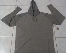 Burnside Raglan Pullover Hooded Long Sleeve T Shirt NWT 2XL