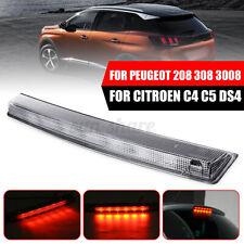 LED High Level 3rd Brake Light For Peugeot 208 3008 Citroen C4 C5