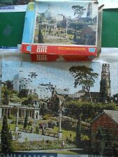 Portmeirion Vintage Whitman Jigsaw Puzzle 300 Pieces The Prisoner 3pc missing
