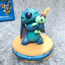 Lilo&stitch holding scrump PVC figure cartoon doll hot toy gift new