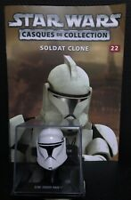 "Casque de collection Star Wars n°22 ""Soldat Clone"" (Editions Altaya) (GW)"