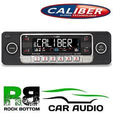 Style rétro CD MP3 USB SD AUX-IN Voiture Radio stéréo Lecteur Noir caliber rcd110