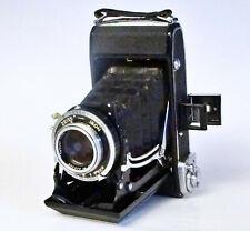 Zeiss IKON 6 x 9 Folding Camera 521/2 Tessar 1:3.5 f=105 mm Germany 3 Day Auctio