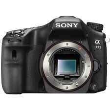 Sony a77II 24.3MP HD 1080p DSLR Camera - Body Only