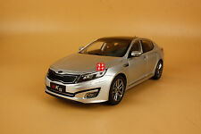 1:18 China 2014 kia new K5 Silver color