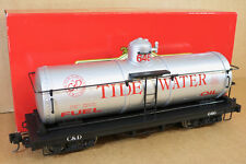 BACHMANN BIG HAULERS 93433 G SCALE TIDE WATER OIL TANK CAR WAGON 646 qd