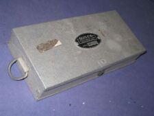 Umco Model # 10 fishing lure box vintage 11G4