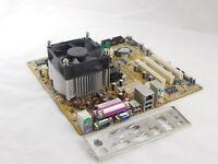 Asus P5VDC-TVM/S REV 1.00 LGA775 Motherboard + Prozessor und Ram