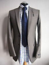 Polyester Patternless Double Long Suits & Tailoring for Men