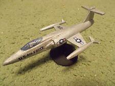 Built 1/72: American LOCKHEED F-104G STARFIGHTER Fighter Aircraft USAF