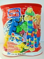 Mega Bloks 80-Piece Big Building Bag, Classic learning motor skills creative