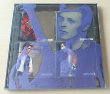DAVID BOWIE Sound + Vision original 1989 US Rykodisc 3-CD + CD-Video box set
