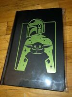 STAR WARS THE MANDALORIAN HARD COVER JOURNAL SDCC 2020 COMICCON EXCLUSIVE LE 200