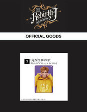 JYJ KIM JAE JOONG THE REBIRTH OF J ASIA TOUR official Goods BIG SIZE BLAKET -JPN