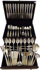 Wedgwood by International Sterling Silver Flatware Service Dinner Set 140 Pieces