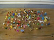 Toys People Animals Disney Other Mini Micro Tiny Plastic PVC Figures 80 Pc Lot