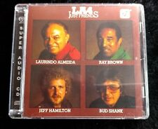 Audio CD - LA4 - Just Friends - SACD Super Audio Hybrid CD RARE Excellent (EX)