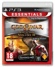 GOD OF WAR COLLECTION VOL. II PS3 GIOCO ITALIANO PLAY STATION 3 NUOVO VOLUME 2