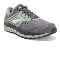 Brooks Womens Ariel '18 Running Shoes Trainers Sneakers Grey Sports Breathable