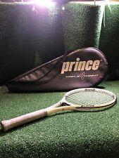 "Prince Tt Warrior Os Tennis Racket, 27.5"", 4 3/8"" w/Cover"