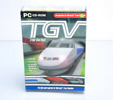 TGV Train Sim Pack Expansion for Microsoft Train Simulator - PC Add-on Pack