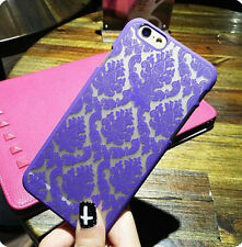 Luxury Retro Hollow Pattern Women Girl Phone Case Cover For iPhone 5 6s 7 plus