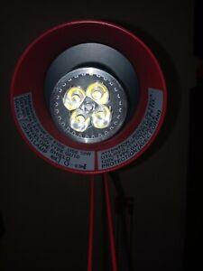 Globe Electric 56963 60W Desk Lamp - Red