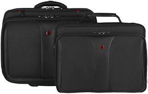 Wenger Swiss Gear Patriot Rolling 2 Piece Business Set w/Laptop Bag FREE SHIP