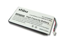 Batterie pour Creative Labs Zen Vision M 30GB