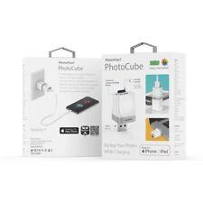 New Photofast Photocube iPhone Auto Charging Backup USB 3.1+microSD Card Reader