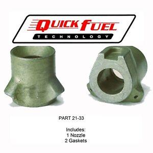 HOL-121-33 Holley Accelerator Pump Discharge Nozzle .033 Carburetor Carb QF21-33