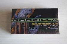 GODZILLA THE MOVIE SUPERVUE INKWORKS 1998 72 CARD COLLECTORS CARDS BASE SET