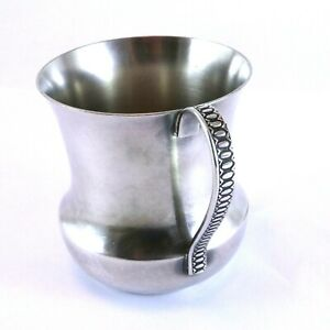 LEWBURY EPAI Silver Plated Cup EPAI Stamped Collectable Ornament Curio Vintage