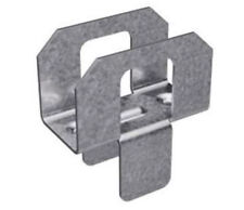 (250) Simpson PSCL 15/32 Galvanized Plywood Panel Sheathing Clip + FREE NotePad