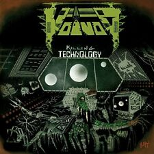 Voivod - Killing Technology (Deluxe Expanded Edition)(2CD/1DVD)