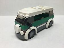 LEGO, CITY,  Custom VW Bus,Brand New! Green/White Volkswagon