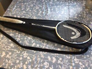 head titanium Badminton racquet