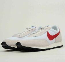 Nike Daybreak SP White/Red Running Shoes Men's Sz 11.5 BV7725-100 NO BOX TOP
