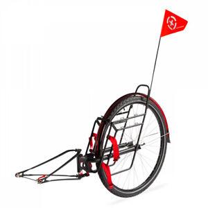 Extrawheel Lastenanhänger Fahrradanhänger Voyager PRO 28 mit Rad