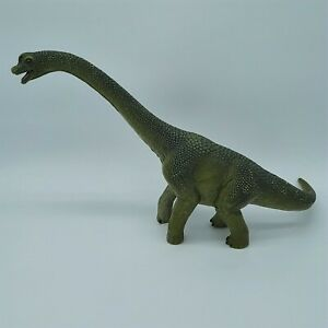 Schleich Brachiosaurus Dinosaur Model Figure Toy 2017 Large Hand Painted VGC