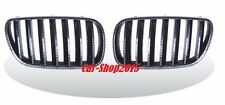 Front Kidney Carbon Look Grille For BMW E83 LCI X3 SUV 2007-2010