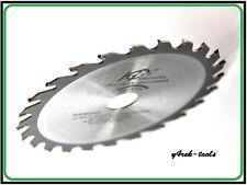 165mm x 16mm 24T Circular Saw Blade for Makita Dewalt Panasonic Hitachi Bosch